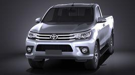 Toyota Hilux Regular Cab 2016 Image 2
