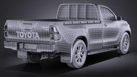Toyota Hilux Regular Cab 2016 Image 16
