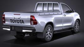 Toyota Hilux Regular Cab 2016 Image 6