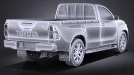 Toyota Hilux Regular Cab 2016 Image 14