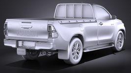 Toyota Hilux Regular Cab 2016 Image 12