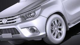 Toyota Hilux Regular Cab 2016 Image 10