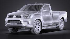 Toyota Hilux Regular Cab 2016 Image 13
