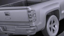 Chevrolet Silverado 2014 Regular Cab VRAY Image 11