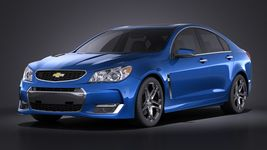 Chevrolet SS 2016 VRAY Image 1