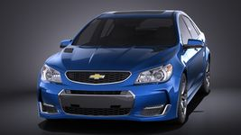 Chevrolet SS 2016 VRAY Image 2