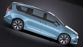 Chrysler Pacifica 2017 Image 7