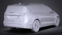 Chrysler Pacifica 2017 Image 12