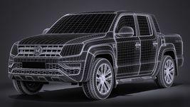 Volkswagen Amarok 2017 Image 13
