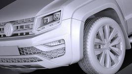 Volkswagen Amarok 2017 Image 10
