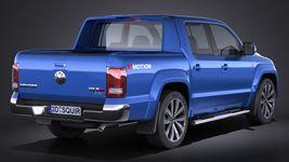 Volkswagen Amarok 2017 Image 6