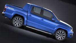 Volkswagen Amarok 2017 Image 7