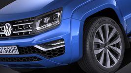 Volkswagen Amarok 2017 Image 3