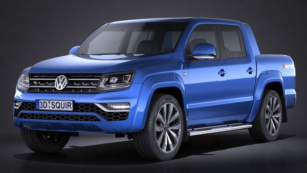 Volkswagen Amarok 2017 Image 1