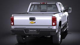 Chevrolet Silverado HD 2017 Image 5