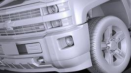 Chevrolet Silverado HD 2017 Image 10