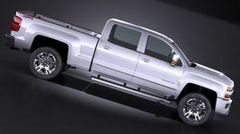 Chevrolet Silverado HD 2017 Image 7