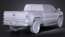 Chevrolet Silverado HD 2017 Image 12