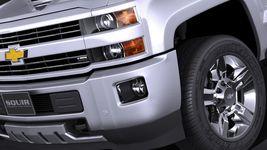 Chevrolet Silverado HD 2017 Image 3