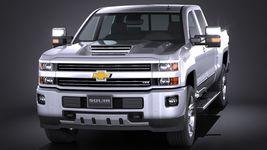 Chevrolet Silverado HD 2017 Image 2