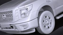 Nissan Titan Single Cab Regular 2017 Image 10