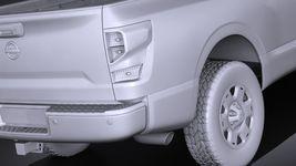 Nissan Titan Single Cab Regular 2017 Image 11