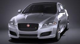 Jaguar XJR 2016 VRAY Image 2