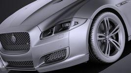 Jaguar XJR 2016 VRAY Image 10