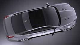 Jaguar XJR 2016 VRAY Image 8