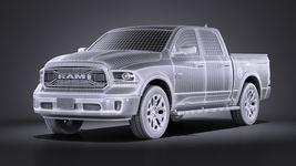 Dodge RAM 1500 Laramie Limited 2015 VRAY Image 15