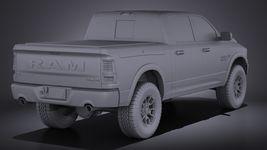 Dodge Ram 1500 Rebel 2015 VRAY Image 12