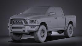 Dodge Ram 1500 Rebel 2015 VRAY Image 9