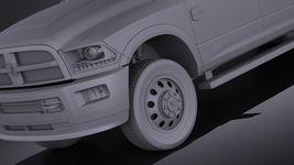 Dodge Ram Heavy Duty 2014 VRAY Image 12