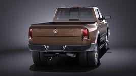 Dodge Ram Heavy Duty 2014 VRAY Image 5