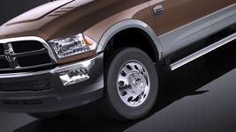 Dodge Ram Heavy Duty 2014 VRAY Image 3