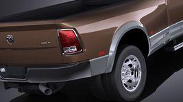 Dodge Ram Heavy Duty 2014 VRAY Image 4