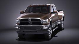 Dodge Ram Heavy Duty 2014 VRAY Image 2