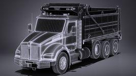 Kenworth T880 2017 Tipper Truck Image 13