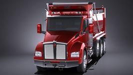 Kenworth T880 2017 Tipper Truck Image 2