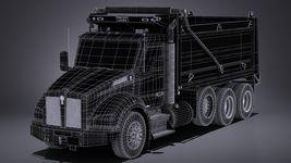 Kenworth T880 2017 Tipper Truck Image 15