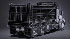Kenworth T880 2017 Tipper Truck Image 14