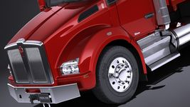 Kenworth T880 2017 Tipper Truck Image 3