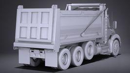 Kenworth T880 2017 Tipper Truck Image 12