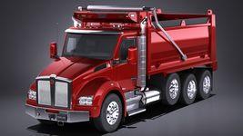 Kenworth T880 2017 Tipper Truck Image 1