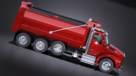 Kenworth T880 2017 Tipper Truck Image 7