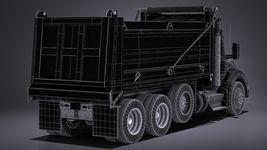 Kenworth T880 2017 Tipper Truck Image 16