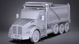 Kenworth T880 2017 Tipper Truck Image 9