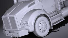 Kenworth T880 2017 Tipper Truck Image 10