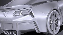 Chevrolet  Corvette Grand Sport 2017 Image 13