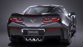 Chevrolet  Corvette Grand Sport 2017 Image 5
